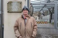 Me at Embassy